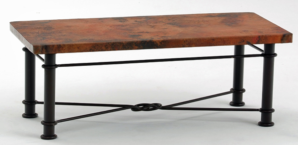 Copper Coffee Table Modern