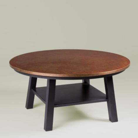 Coffee Table Furniture Store Copper Coffee Table